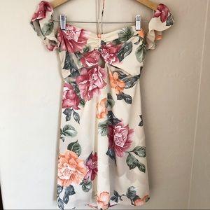 Honey Belle Summer Floral Dress